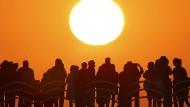 Die Sonne – eine Quelle für Vitamin D
