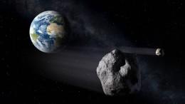 Achtung, Asteroid im Anflug!