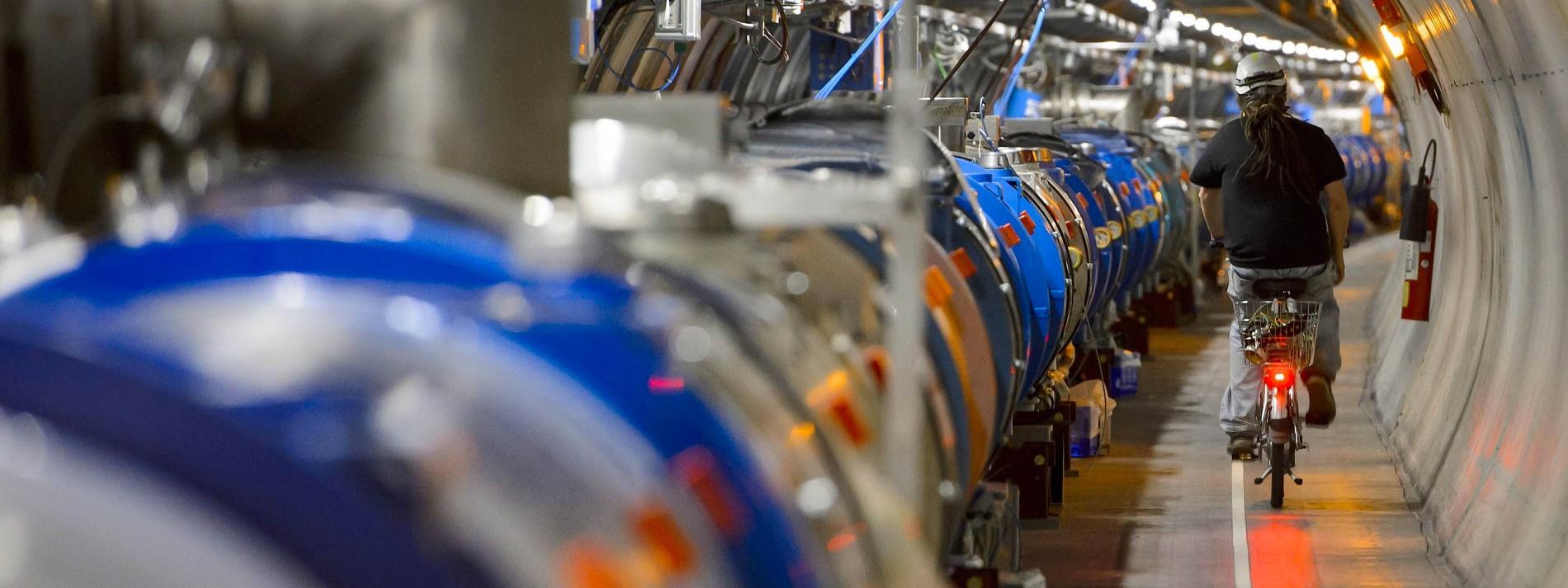 Wie Teilchenphysiker einen Hühnerhaufen bändigen