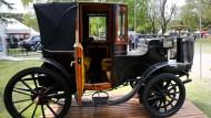Die in Paris gegründete Marke Kriéger war einst die am weitesten verbreitete bei den Elektrofahrzeugen in Europa, vor allem im Taxigewerbe.