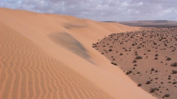 Singende Sanddünen. Natur und Wissenschaft, Erde
