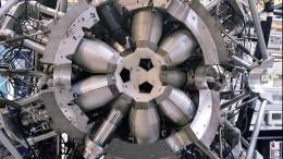 Atomkerne aus der Form geraten