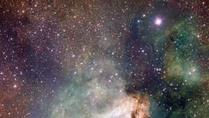 Scharfer Blick zu den Sternen