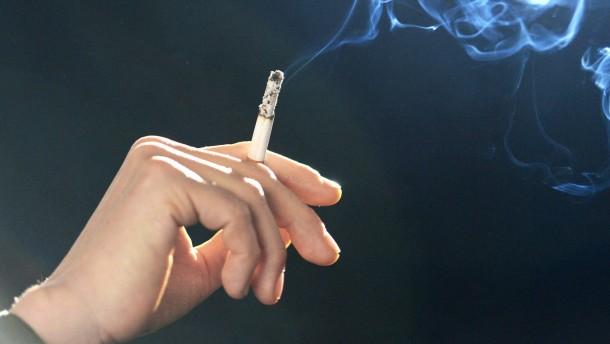 Bei Rauchern kehrt der Prostatakrebs zurück
