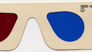 So baut man eine 3D-Brille