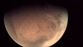 Mars, Mars-Express, Esa
