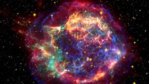 Das Eisen der Supernova