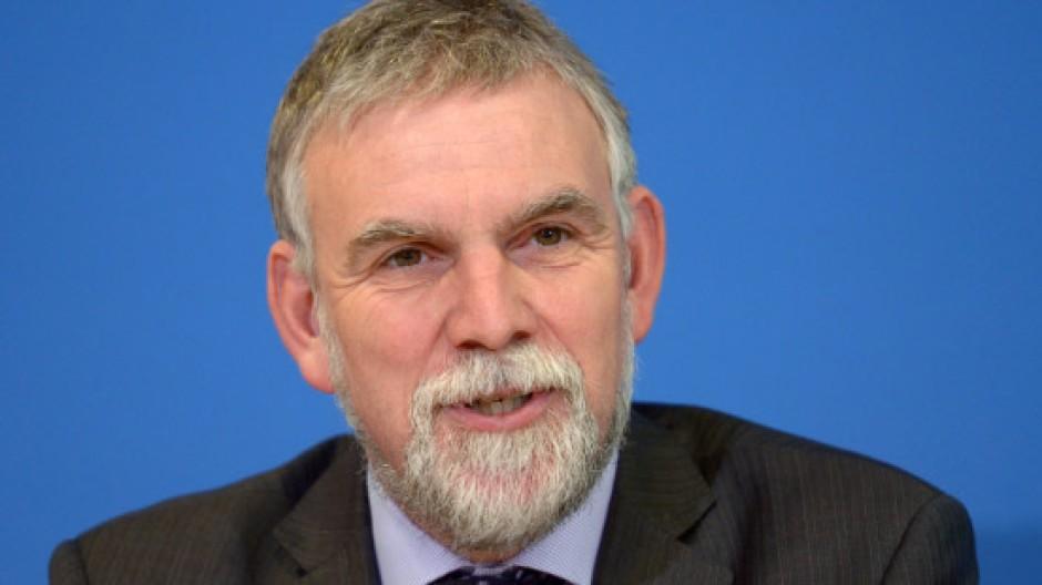 Ein erfahrener Hai-Lobbyist: Jochen Flasbarth, Staatssekretär im Bundesumweltministerium