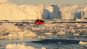 Polarforscher verschärfen Warnung vor Eisschmelze