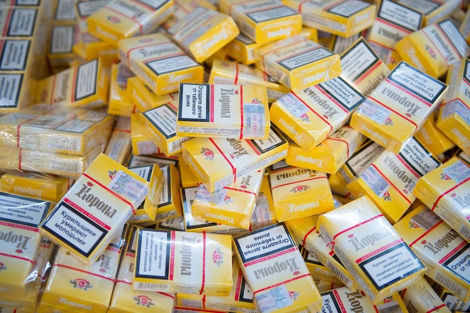 Die Tabakindustrie floriert weiter.