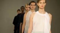Einzigartige Gesichter: Models bei der London Fashion Week