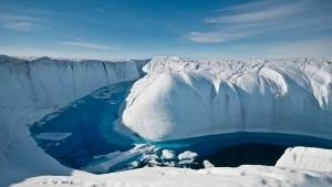 Billionen Tonnen Eis sind einfach weg
