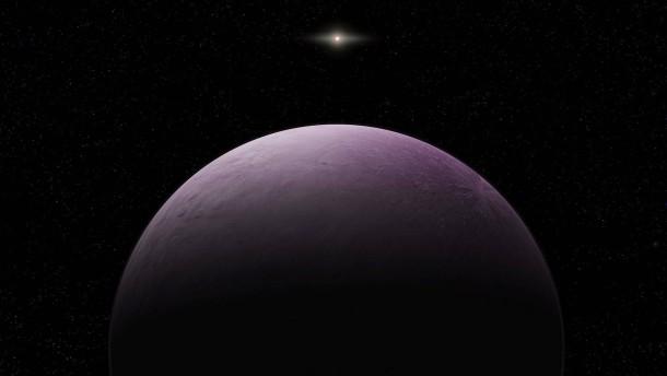 Fernstes Objekt im Sonnensystem aufgespürt