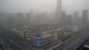 Olympia überschattet von Staub und Ozon?