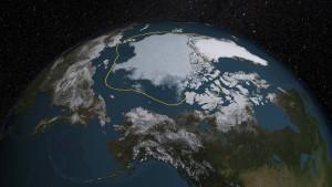 Eisreste, Antarktiskollaps, Eurokälte