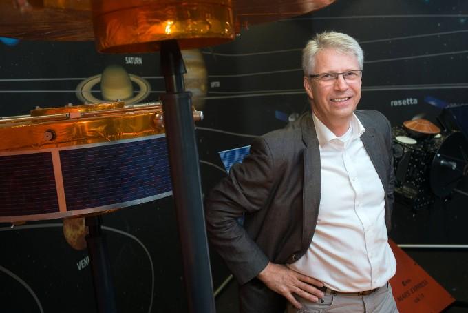 Der ehemalige Astronaut Thomas Reiter ist seit 2015 Esa-Koordinator für internationale Raumfahrtagenturen und Berater des Esa-Generaldirektors Jan Wörner.