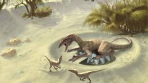 Wie Dinosaurier ihre Körpertemperatur regelten