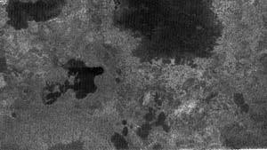 Romantische Seen auf dem Titan?