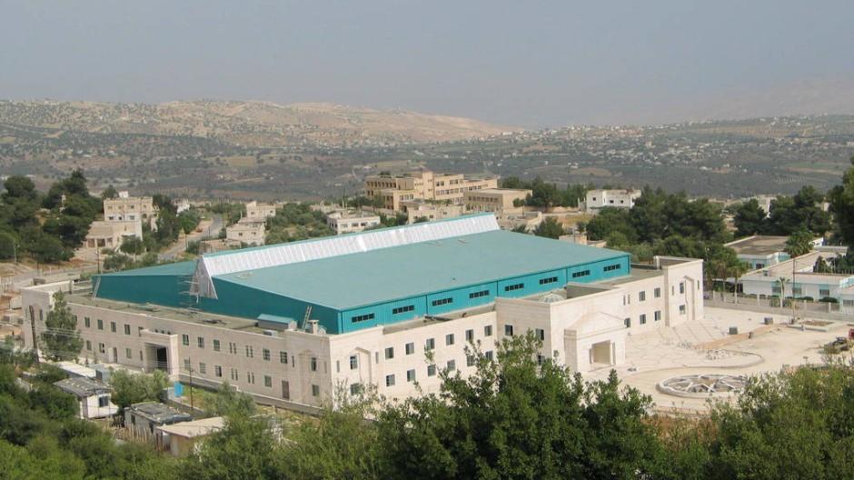 Synchrotronstrahlungsquelle in Jordanien Sesame