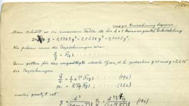 Einstein-Seite