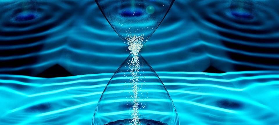 Zeitkristalle schwingen ihren eigenen Taktstock