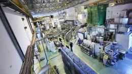 Radioaktive Moleküle unter spektroskopischer Lupe