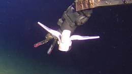 Ein Roboterfisch erkundet die Tiefsee