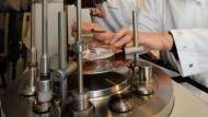 Präparation von Proben für die Kryo-Elektronenmikroskopie