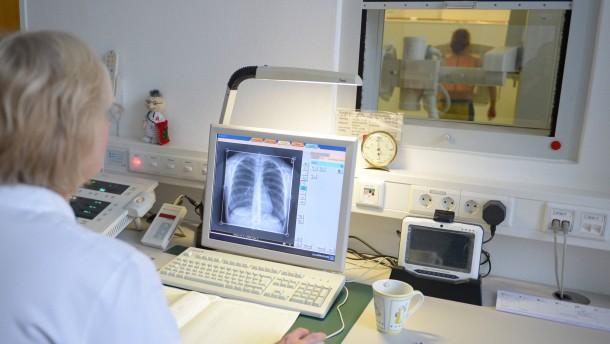 Mehr Tuberkulose-Kranke in Deutschland