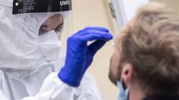 Robert Koch-Institut meldet 14.964 Corona-Neuinfektionen