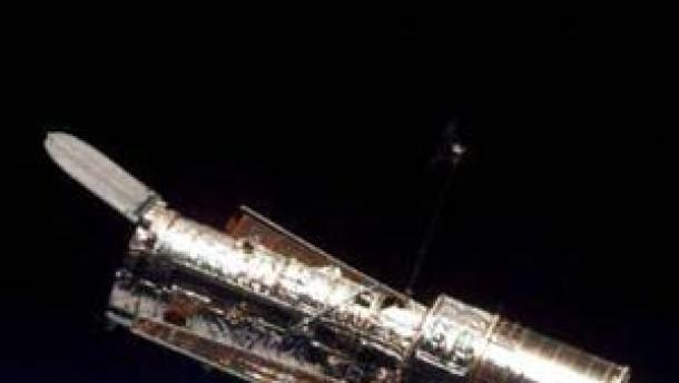 Neue Hoffnung für Hubble