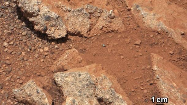 Mars, Kieselsteine: Natur und Wissenschaft, Weltraum