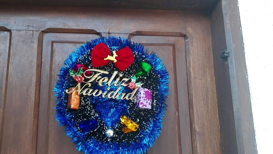 faszinierend Weihnachtlicher Tuerschmuck Part - 14: Bilderstrecke zu: Ferne Weihnachtsgrüße (8): Festtage im Dschungel - Bild 4  von 7 - FAZ