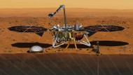 "Nasa-Marssonde ""Insight"""