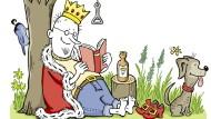 Hier bin ich König!