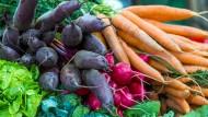 Rohes Gemüse braucht keinen Gesundheitsbonus, es hat ihn heute schon.