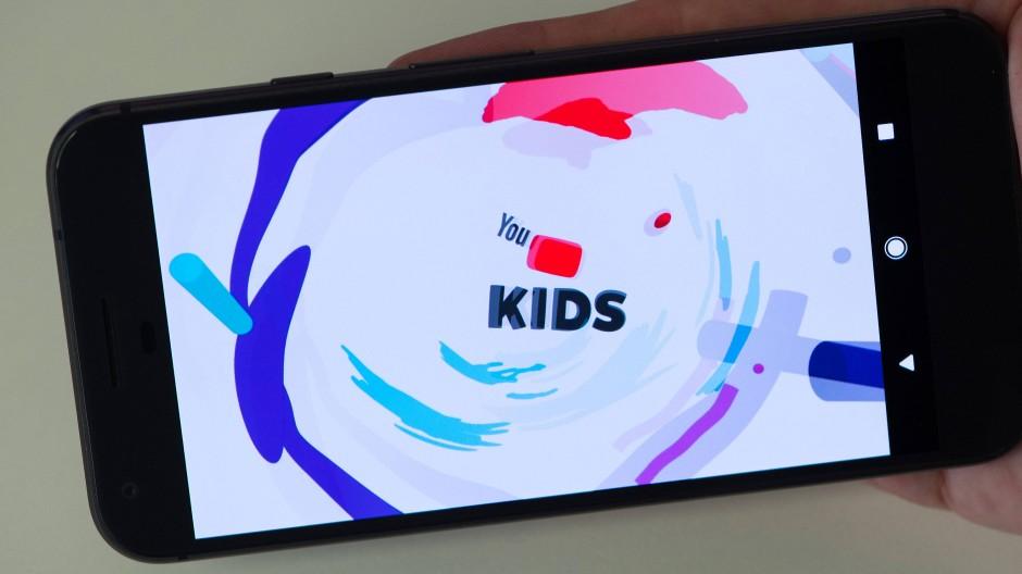 An Angeboten für Kinder mangelt es nicht im Netz.