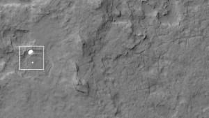 """Rover """"Curiosity"""" auf dem Mars gelandet"""