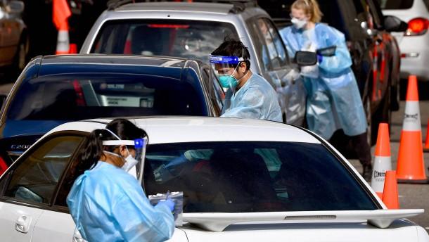 Hürden auf dem Weg aus der Pandemie