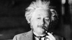Einsteins Triumph