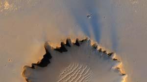Mars-Rover am Rande des Grand Canyon
