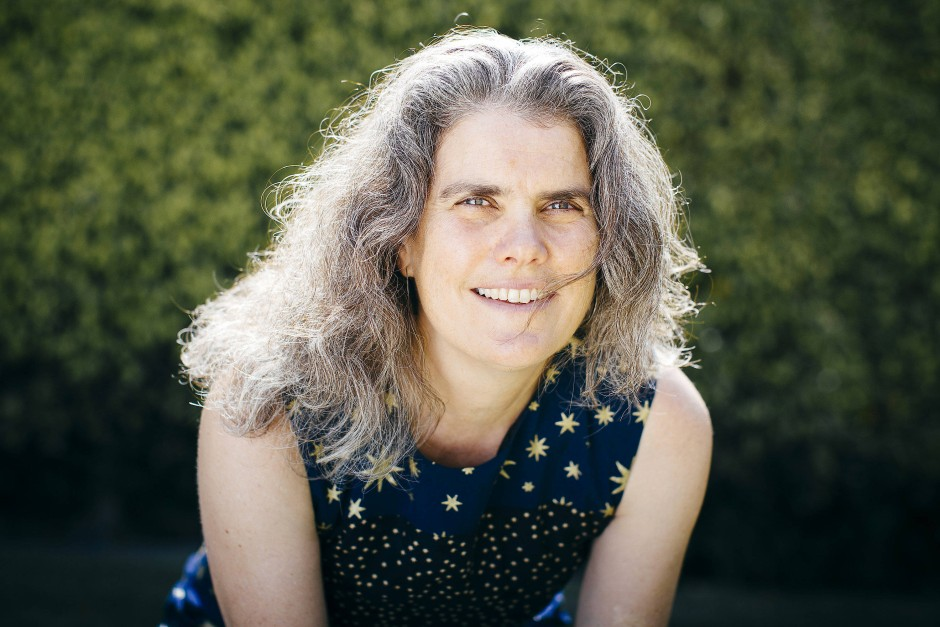 Andrea Ghez, Professorin für Physik und Astronomie an der University of California in Los Angeles.