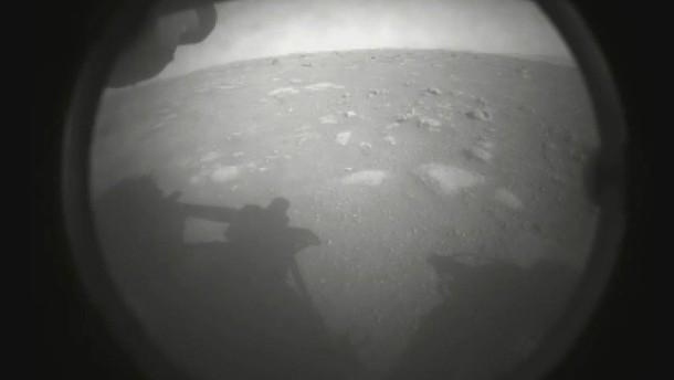 "Nasa-Rover ""Perseverance"" auf dem Mars gelandet"