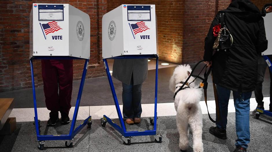 Düpierte Meinungsforscher: Die jüngsten amerikanischen Präsidentenwahlen endeten für viele überraschend.