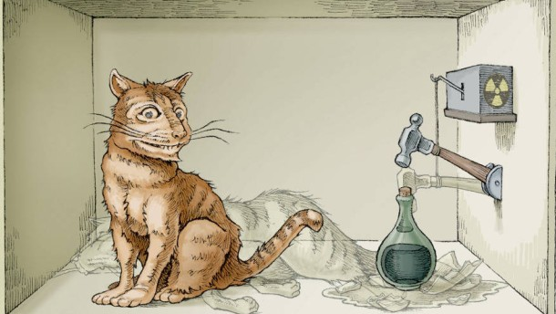 Schrödingers Katze,