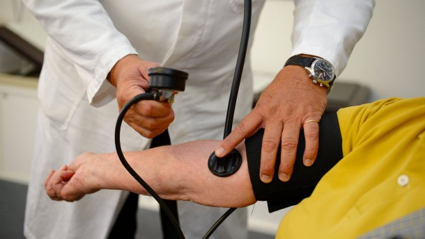 Mit intensiver Therapie gegen Bluthochdruck