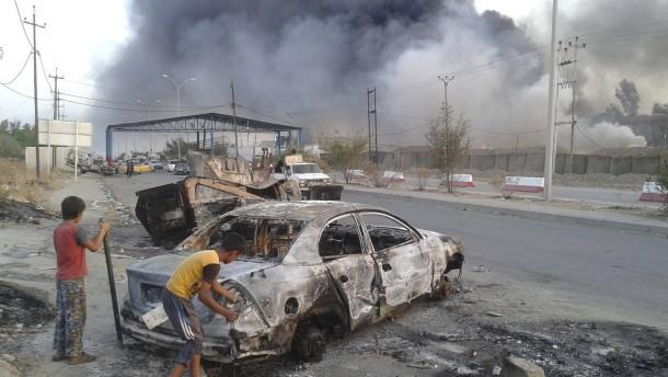 Die Kinder der Feuergruben