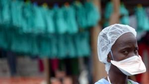 Die Angst vor der weltweiten Gesundheitskrise