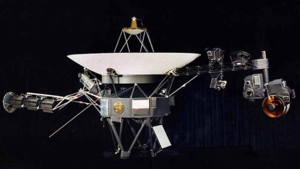 Wo ist Voyager 1?