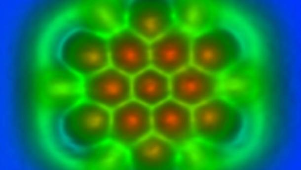 Kraftmikroskopie: Natur und Wissenschaft, Physik und Chemie